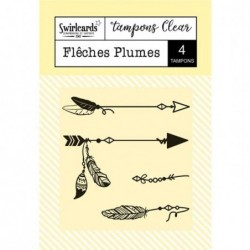 Tampon clear Flèches