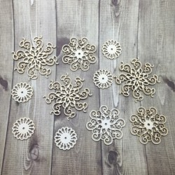 Lot 11 mini rosettes