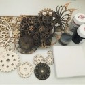 Atelier Steampunk Mixed media