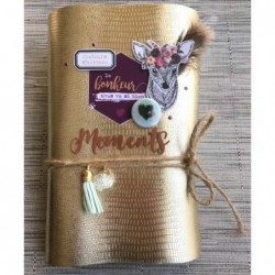 TUTORIEL Mini Album Gypsy Moments