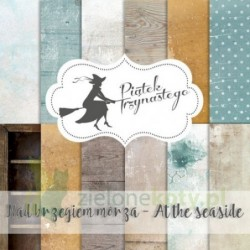 Set papiers Seaside 30x30