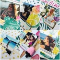 Kit Mini Album oh Summer !