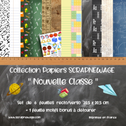 Collection papiers Edition...