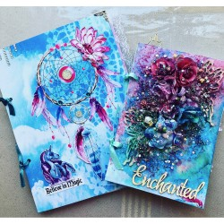 Kits 2 mini albums Enchanted