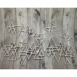 Lot 12 formes Triangles