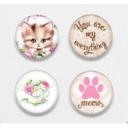 Lot badges chat